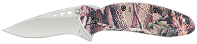 Scallion MossyOak Knife 1620C