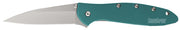 "Leek Teal 3"" Knife 1660TEAL"