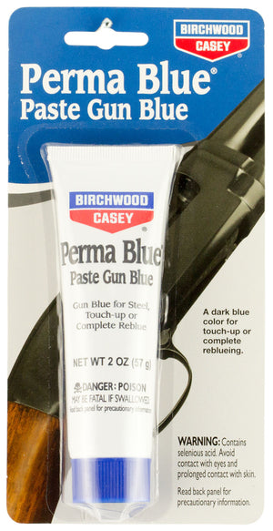 PERMA BLUE PASTE GUN BLUE 2OZ