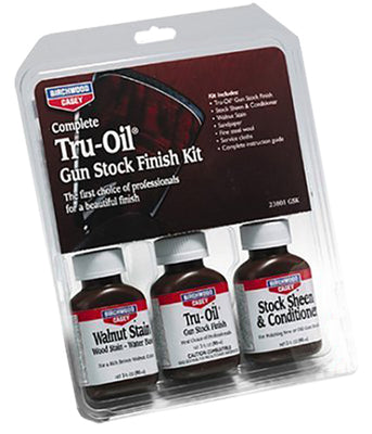 TRU-OIL STOCK FINISHING KIT