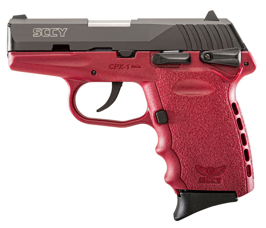 CPX-1 9MM RED/BLK