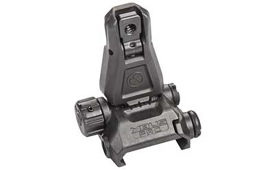 MBUS PRO REAR FLIP SIGHT BLK