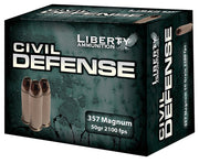 LIBERTY CIVIL DEFENSE .357MAG