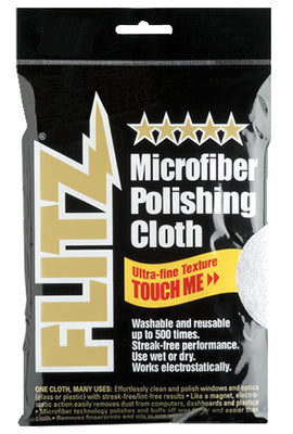 FLITZ MICROFIBER POLISH CLOTH