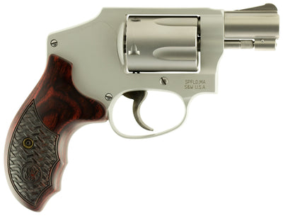 S&W M642 .38 TUNED ACTION WOOD
