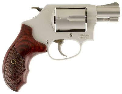 S&W .38 M637 TUNED ACT WOOD