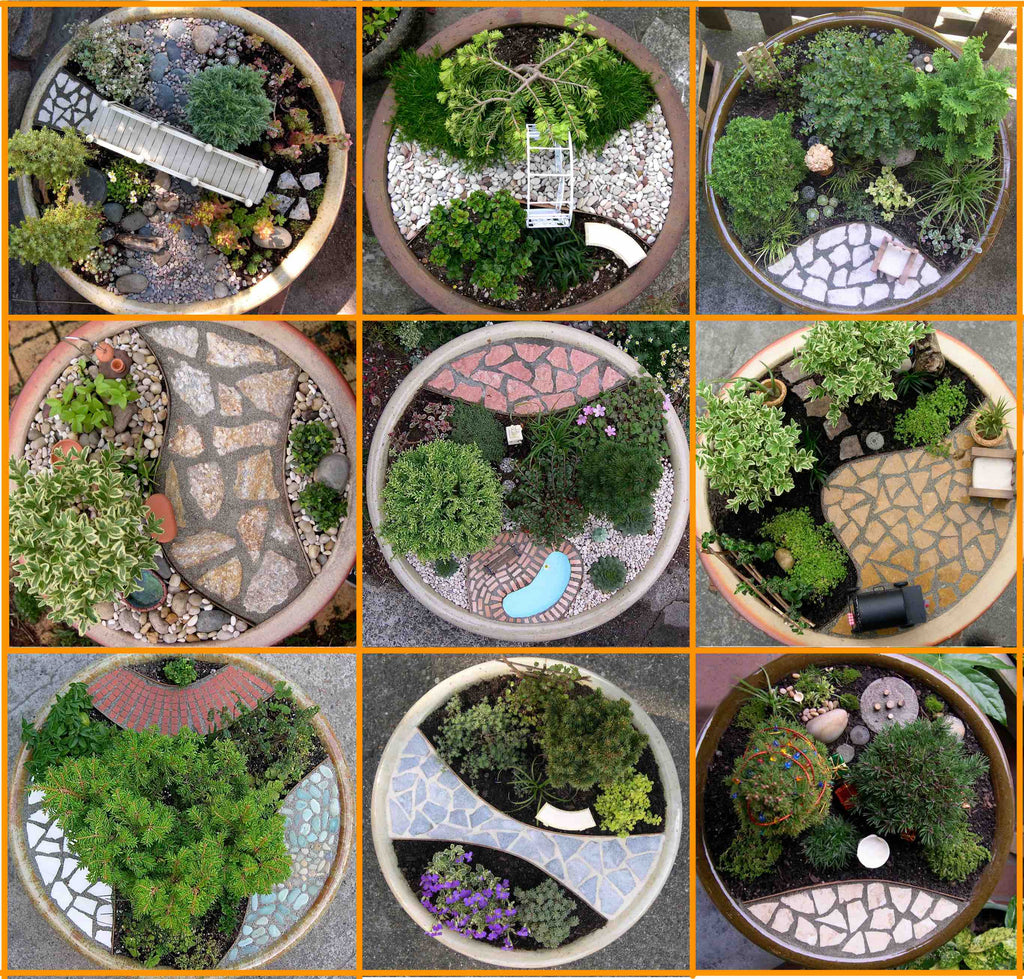 Miniature Garden Tutorials: The Dirt on the Soil