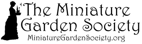 The Miniature Garden Society