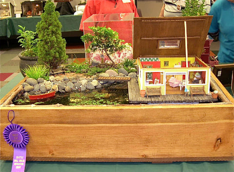Best of Show Miniature Garden