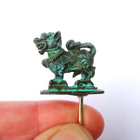 Tiny Foo Dog, Metal