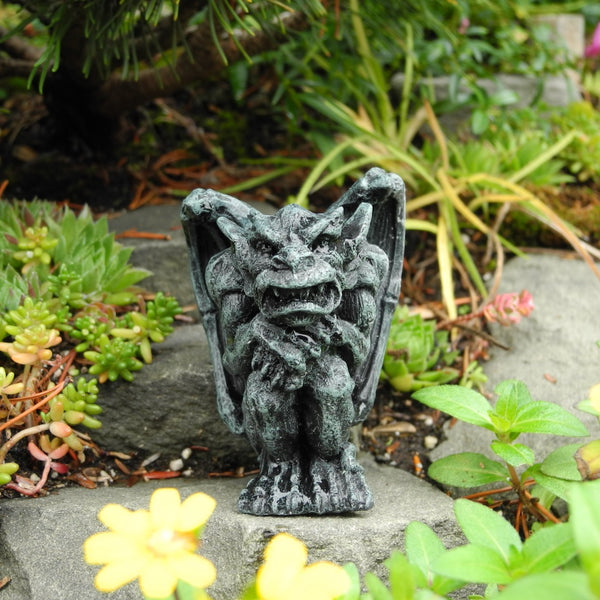 Mini Gargoyle - The Protector
