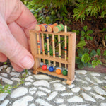 Miniature Croquet Set