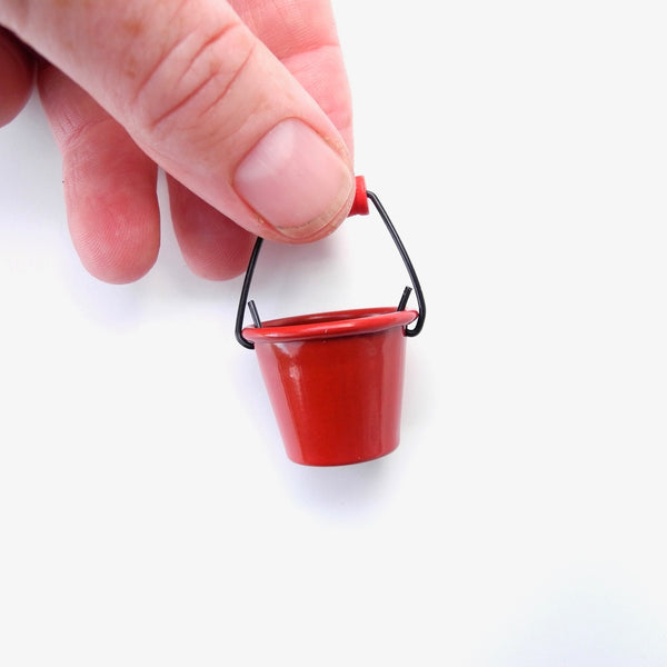 Lil' Red Bucket
