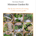 Ebook - Janit's Miniature Garden Kit Instructions