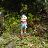 Miniature Garden Gnome - Mr. Jazzy-Pants