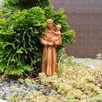 St Anthony Statue, Staked