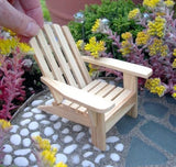 Adirondack Chair, Wood