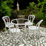 Miniature Garden Patio Furniture, Set of Five