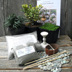 NEW! Indoor/Outdoor Miniature Garden Kit