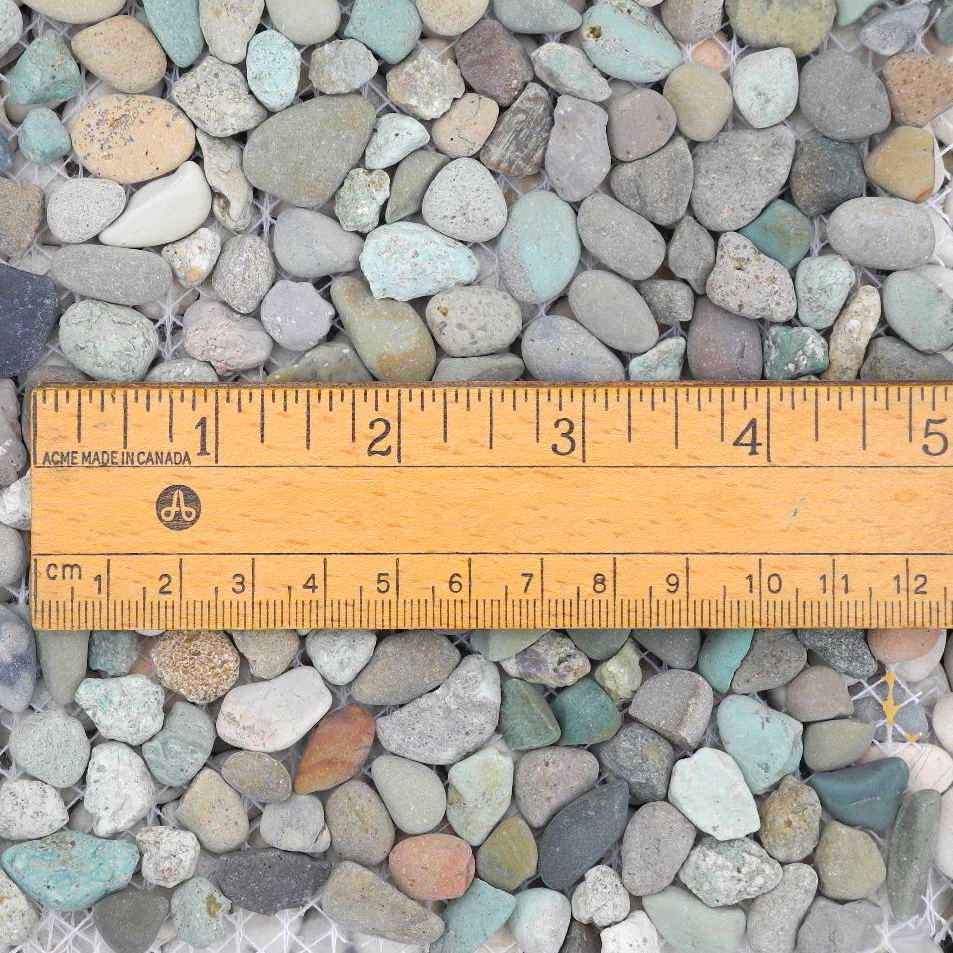 Sea Green Stone Patio Sheet