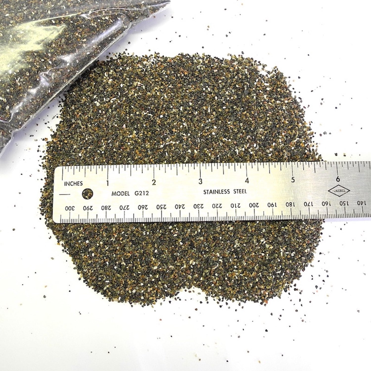 Miniature Micro Gravel
