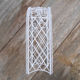 White Trellis, Metal