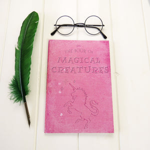 Magical Creatures Notebook