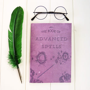Advanced Spells Notebook