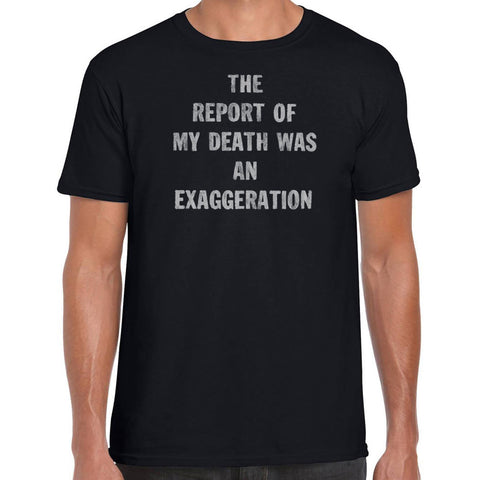 My Death T-Shirt