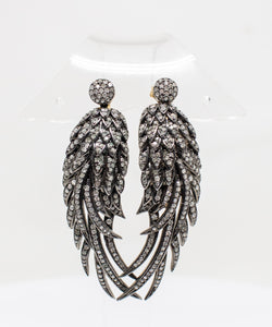 Wing Dangle Earrings