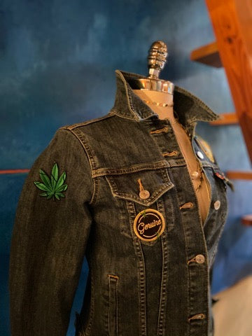 Aspen Love Trucker Jacket