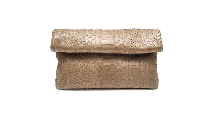 Dominique Fold Over Clutch