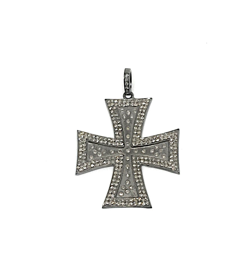 Maltese cross Pendant