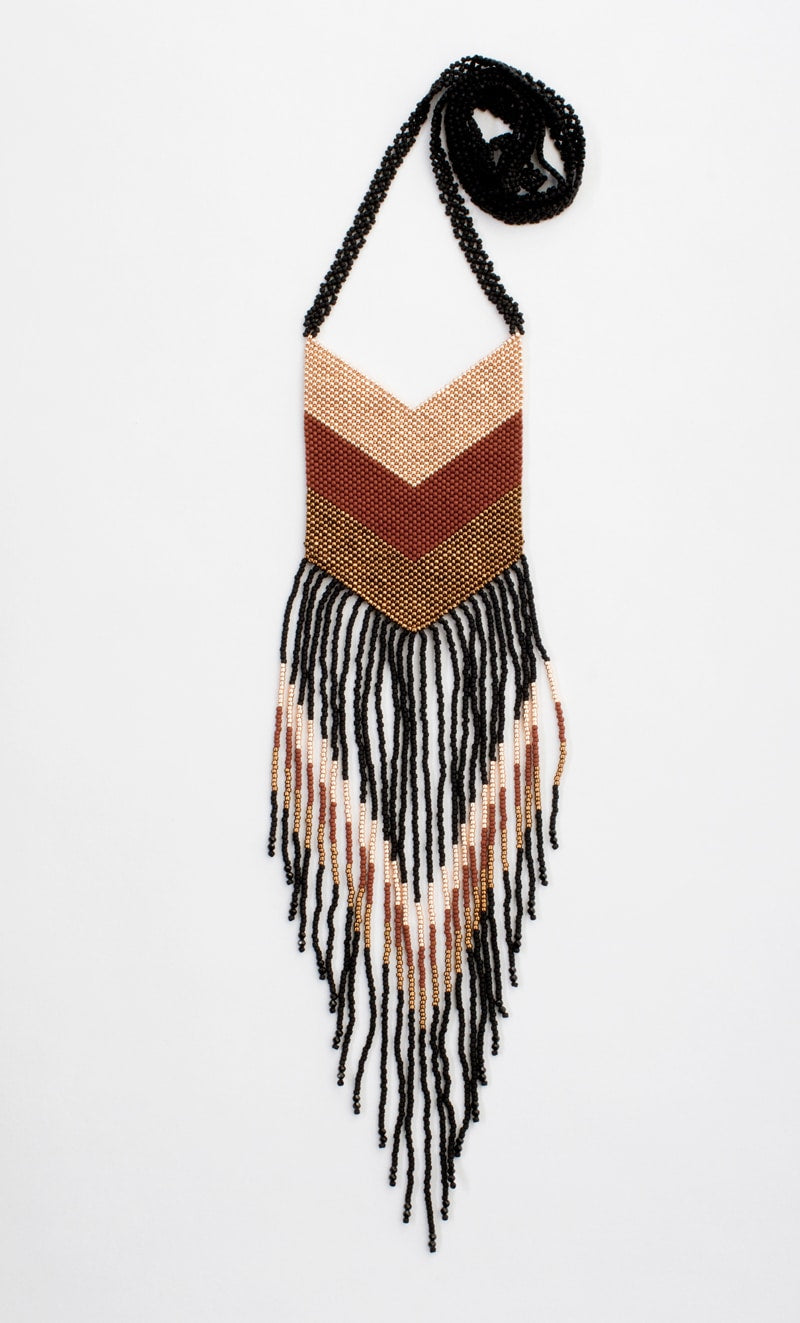 Nakawe Fringe Necklace Large