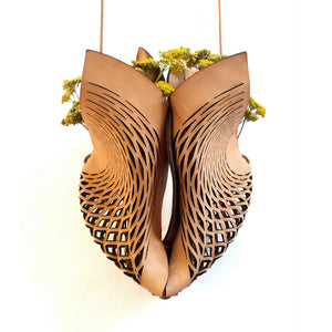 Seed-Pod Wall Hanging
