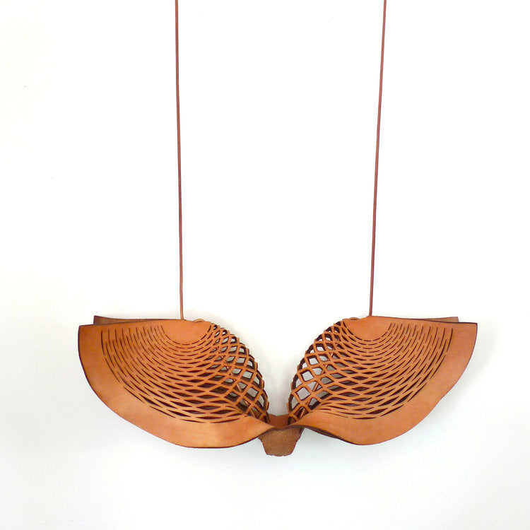 Open Seed-Pod Wall Hanging