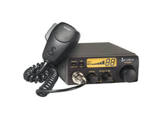 19 DX IV - CB Radio - LCD Display - 40 channels by Cobra