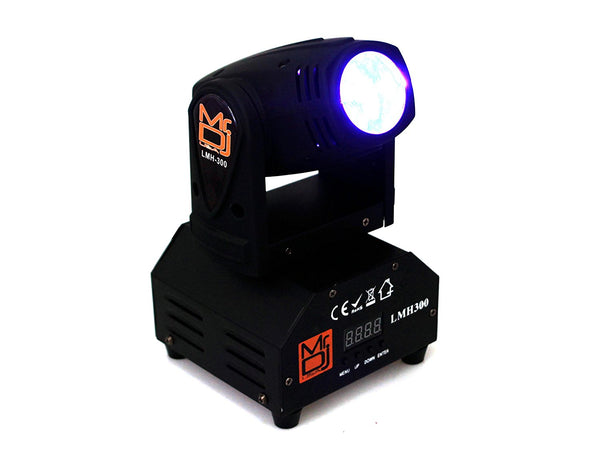Mr. Dj LMH300 LED Lighting