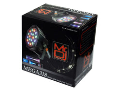 Mr. Dj MEGA318 LED Lighting