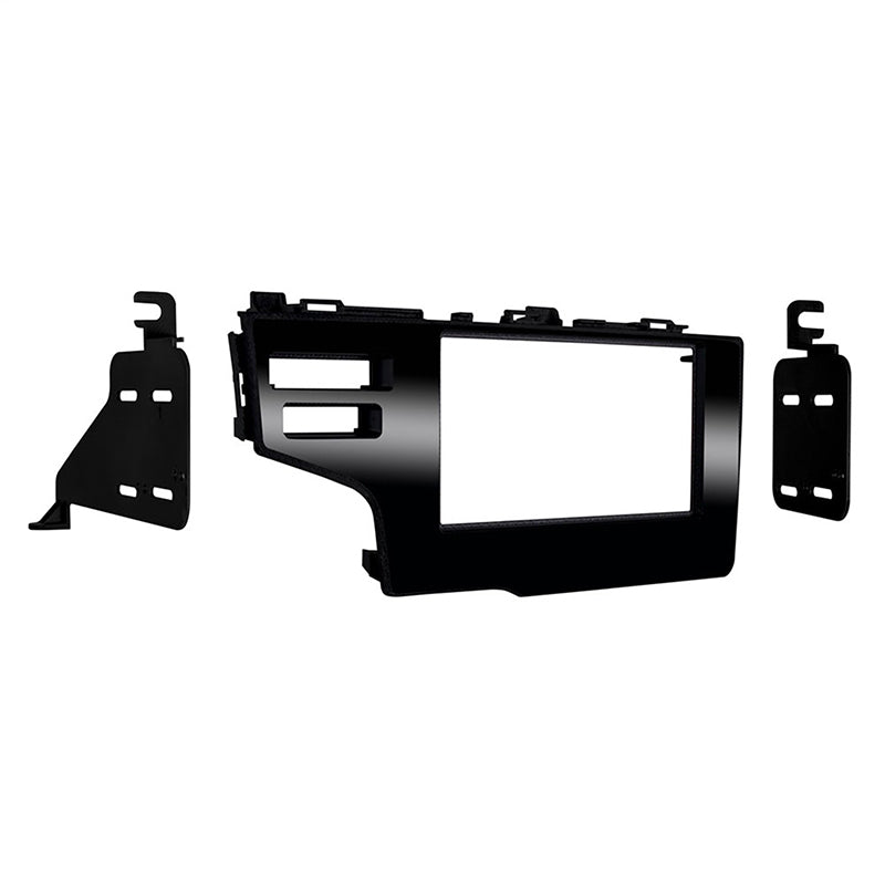 Metra 95-7883HG Double DIN Dash Kit for Select 2015-UP Honda Fit Vehicles (Black)