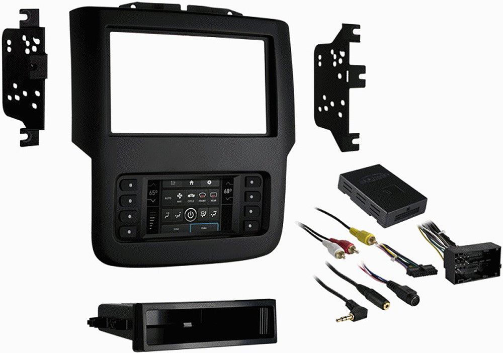 Metra Stereo TurboTouch Installation Kit - 99-6527B