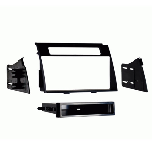 Metra 99-7349B Kia Soul 2012-13 ISO Single/Double DIN Dash Installation Kit