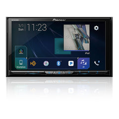 Pioneer AVH-W4400NEX Double DIN Wireless Android Auto, Apple Carplay In-Dash DVD/CD Car Stereo Receiver