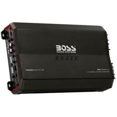 Boss Audio Elite BE1600.4 1600W Peak (750W RMS) Elite Series Class-AB 4-Channel Amplifier with Remote Bass Knob