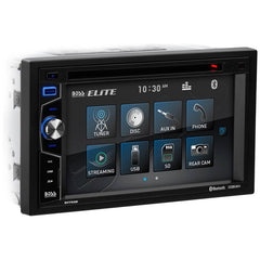 Boss BV755B Double DIN Bluetooth In-Dash DVD/CD Digital Media Car Stereo Receiver