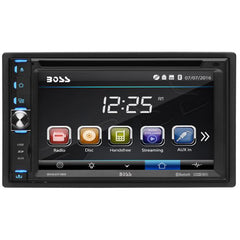 Boss BV9371BD Double DIN Bluetooth In-Dash DVD/CD/AM/FM Car Stereo Receiver