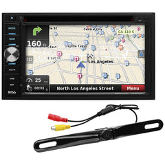 Boss BN965BLC Navigation receiver with included rear-view camera