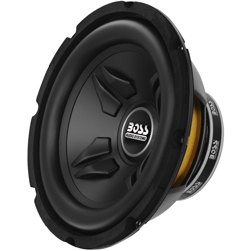 "Boss CXX10 10"" Chaos Exxtreme Series Single 4-Ohm Subwoofer"