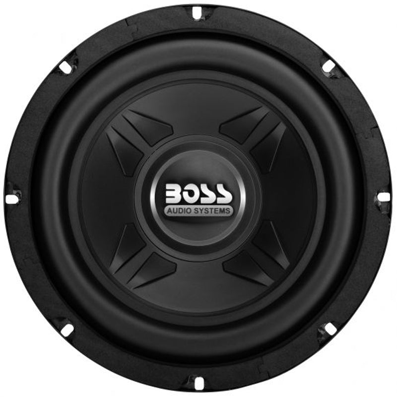 "Boss CXX8 600W 8"" Chaos EXXtreme Series Single 4 ohm Subwoofer"