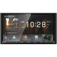 Kenwood DDX9705S Double DIN Bluetooth DVD/CD AM/FM Car Stereo Receiver